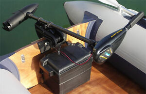 Minn Kota ENDURA 55lb Thrust Trolling Motor Cambridge Kitchener Area image 2