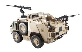Hm armed forces jackal, new & boxed, ideal Christmas present, rrp £65