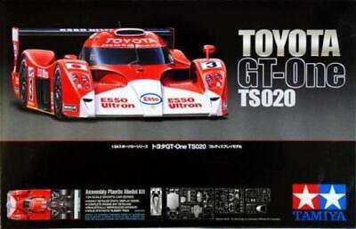 TAMIYA 24222 TOYOTA GT-One TS020 1:24 Car Model Kit