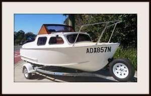 Hand-Crafted 4.6m Hartley Half Cabin for Sale - Just WOW! Terrigal Gosford Area Preview