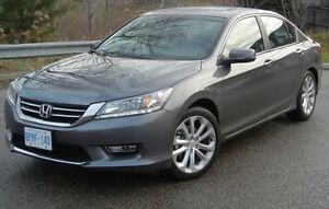 2013 Honda Accord Touring - FULLY LOADED w WARRANTY