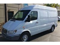 Man with van delivery service van hire Furniture Removal low price cheap unbeatable price 24/7