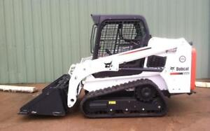 FREE Delivery and Pickup! Bobcat Rentals, S70, MT85, T450+Augers