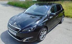 2014 Peugeot 308 1.6 e-HDi 115 Feline 5 door Diesel Hatchback