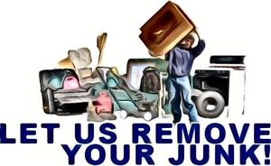FREE SCRAP METAL/E-WASTE PICKUP AND BEST PRICE JUNK REMOVAL!!!