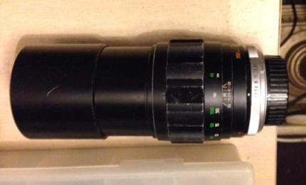 Minolta lenses and Cameras