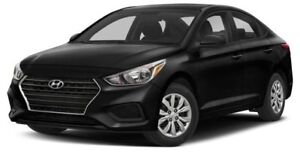 2019 Hyundai Accent Preferred 4 Door Preferred Auto