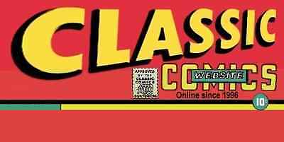 Classic Comics and Toys