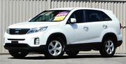 2014 Kia Sorento XM MY14 SI (4x4) White 6 Speed Automatic Wagon Lismore Lismore Area Preview