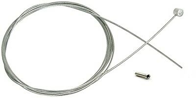 Barrel nipple bike brake cable inner wire galvanised