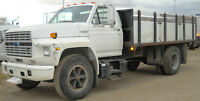 1993 Ford F600