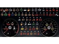 Mobile diagnostic for west london abs airbag lights service reset fault finding engine manag lights