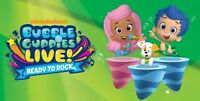 4 Tickets to Bubble Guppies, 2015-11-24 6:30 PM. $50/each OBO