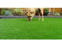 2m & 4m Highest quality Artificial grass Astro turf fake grass lawn garden slabs chips weed killer