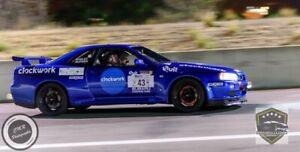 2000 Nissan Skyline Blue Manual Coupe Rockingham Rockingham Area Preview
