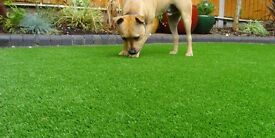 2m & 4m High quality Artificial grass Astro turf fake grass lawn (Glasgow putting green scotland