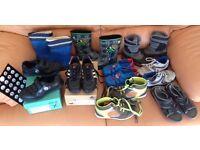 Boys Shoe Bundle. Size 13 and 131/2 (European Size 32).