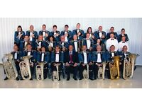 "DHR Presents ""Brass and Voices"" our annual fundraising concert - Spennymoor Town Hall"