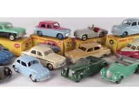 Dinky, Corgi, Matchbox and other Diecast Toys wanted. Collections or individual pieces