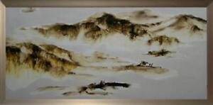 LA1-106, Brand New, Hand made (not printed) Oil painting
