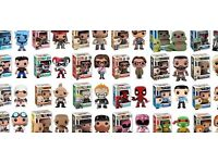 Funko pop's wanted