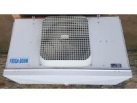 freezer room evaporator