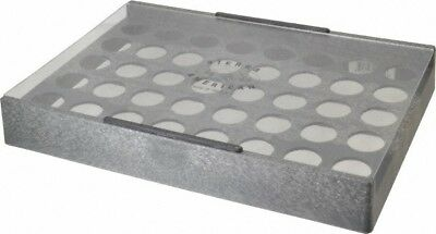 Made In Usa 40 Collet Er32 Plastic Collet Rack And Tray 9-12 Inch Wide X 2-...