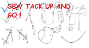 Sew Tack up and Go !