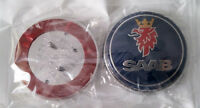 SAAB 9-5 9-3 Front Hood  Emblem Badge NEW!