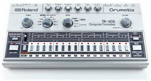 In Search of: Roland TR-606 Drumatix