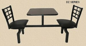 CLUSTER SEATING. CAFETERIA SEATING.LUNCHROOM TABLES & CHAIRS Kitchener / Waterloo Kitchener Area image 2