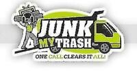 Junk Removal Service's . . Yard Cleanups . . Deck/Shed Removal's