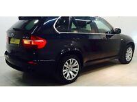 2008 08 BMW X5 3.0 D M SPORT 5D AUTO 232 BHP DIESEL