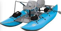 2 seater Inflatable Pontoon Boat
