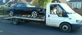 Car Transport and Recoveries