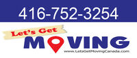 ☻416.752.3254FASTEST MOVING COMPANY - GTA☻☻☻