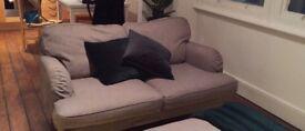 2 seat brand new sofa!
