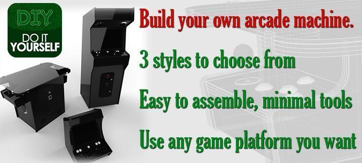 Diy arcade kits and parts from retro active arcade ltd other diy arcade kits and parts from retro active arcade ltd other canada kijiji solutioingenieria Image collections