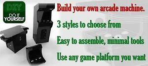 DIY Arcade Kits and Parts - Save the GST atRetro Active Arcade Ltd.