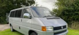 Vw t4 campervan camper