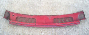 1967 1968 CHEVROLET CAMARO COWL GRILLE PANEL SS RS London Ontario image 2