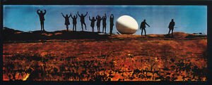 POSTER-PHOTO-PEOPLE-ON-A-HILL-WITH-A-LARGE-EGG-FREE-SHIP-004-RW22-R