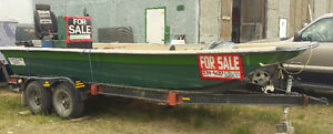 Work/Play Boat for Sale