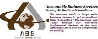 Pending tax years filing; @ lowest rates in Alberta!!