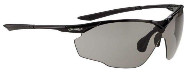 Alpina Sportbrille Splinter Shield VL Varioflex schwarz