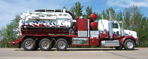 CODED TRI-DRIVE HYDROVAC