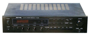 Rotel RX850 Stereo Amplifier