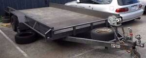 FOR HIRE-TANDEM CAR TRAILER Noble Park Greater Dandenong Preview