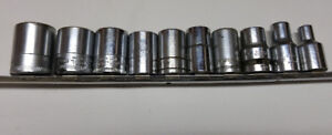 Whitworth wrenches and sockets for sale.