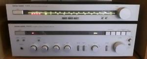 Vintage Harmon/Kardon PM-650 Amp & Matching TU610 Tuner('83)